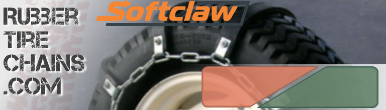 SoftClaw Rubber Tire Chains